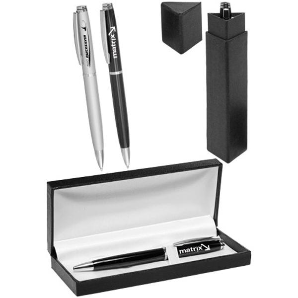 Venice Ballpoint Metal Pen Gift Set