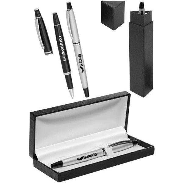 Thassos Rollerball Metal Pen Gift Set