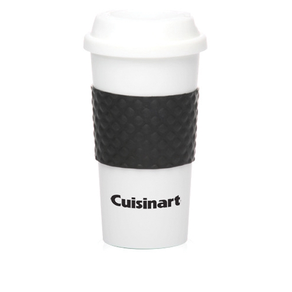 18 oz. Double Wall Plastic Tumbler