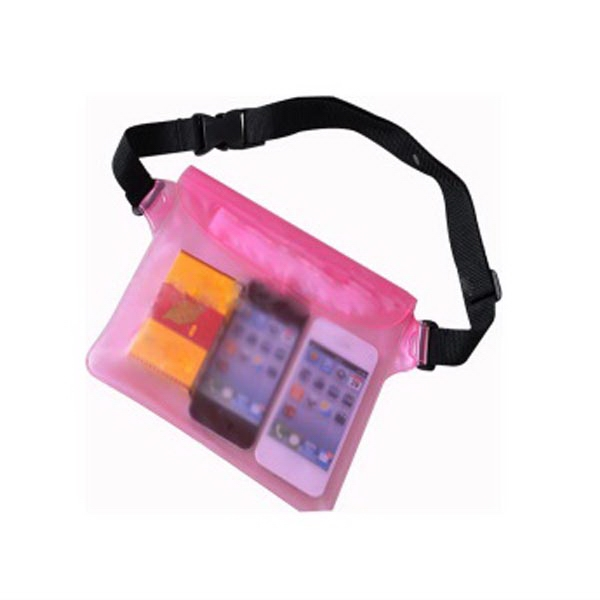 PVC Waterproof Phone Waist Bag