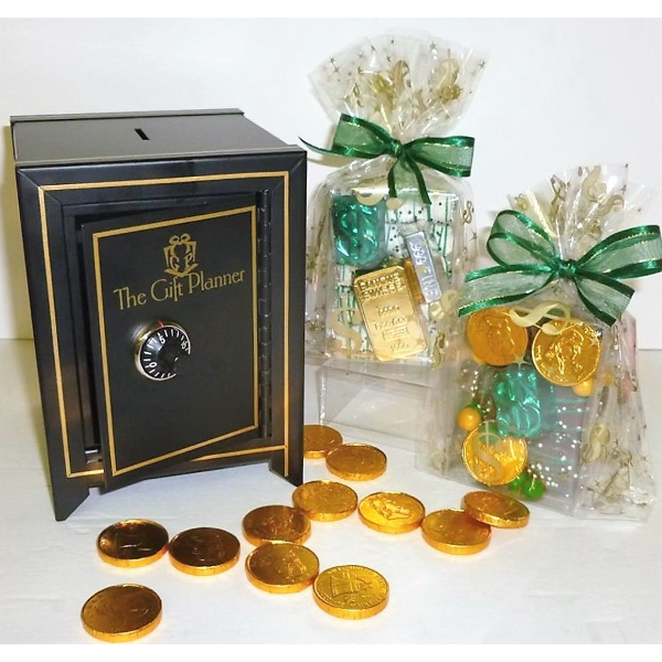 Sweetest Safe Of Combination Chocolate Coins