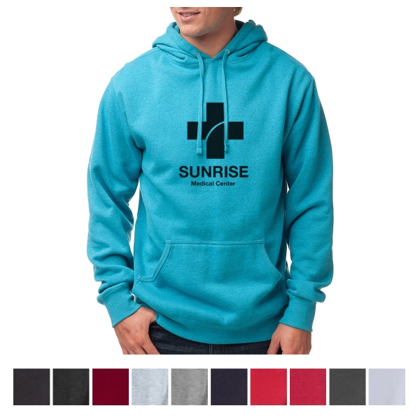 Independent Trading Company Men's Lightweight Hooded Pull...