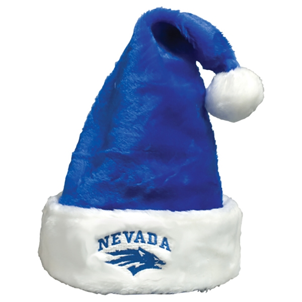 Plush Santa Hat