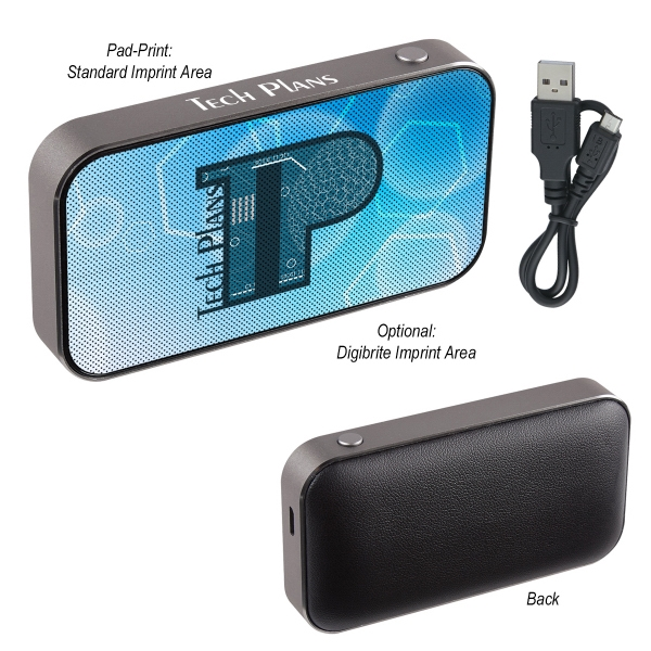 Nano Wireless Speaker With Custom Box