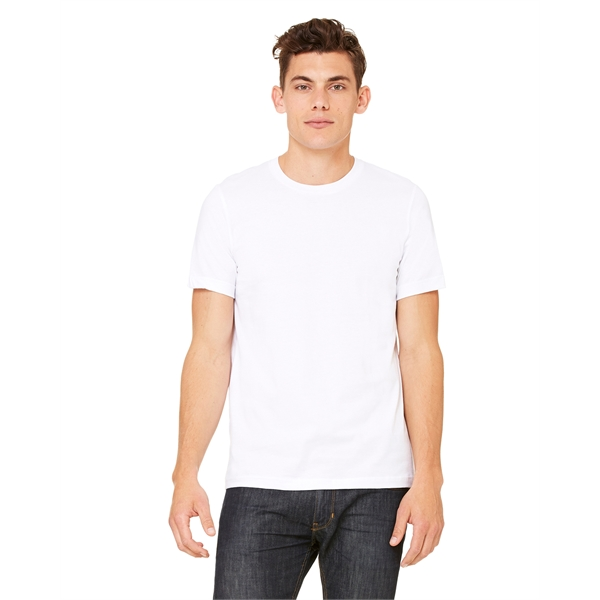 Bella+Canvas Unisex Made In The USA Jersey T-Shirt
