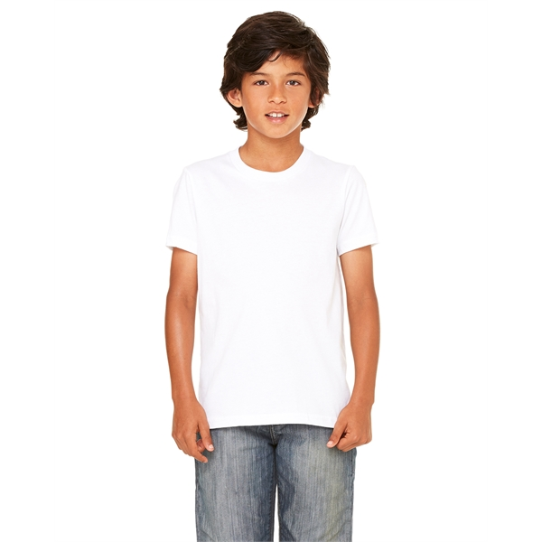 Bella+Canvas Youth Jersey T-Shirt