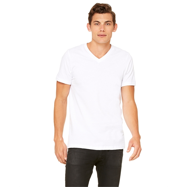 Bella+Canvas Unisex Jersey Short-Sleeve V-Neck T-Shirt