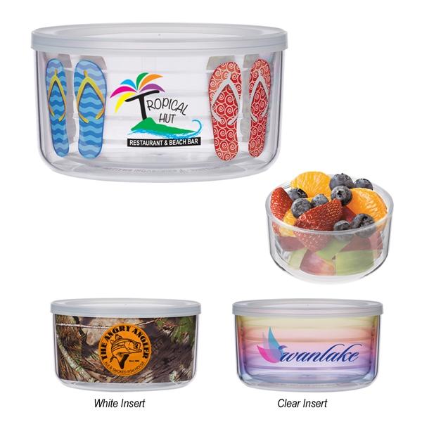 22 Oz. Tritan (TM) Food Storage Bowl