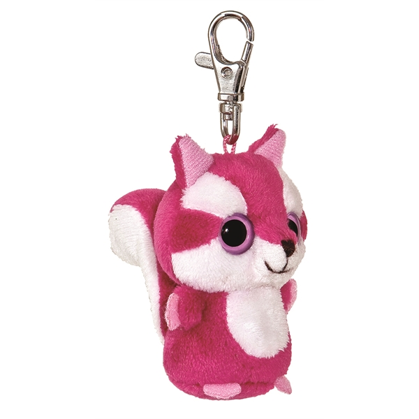 "3"" Chewoo Red Squirrel Keychain"
