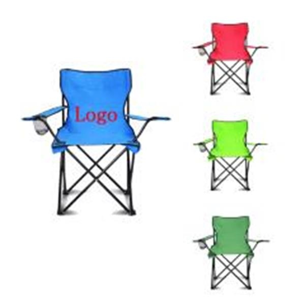Folding Chair Seat for Outdoors