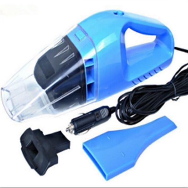 Wet and Dry Mini Car Vacuum Cleaner