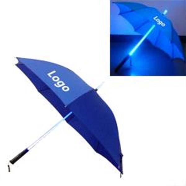 48'' Colorful LED Light Flashing Umbrella