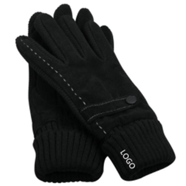 Pig Skin Driving Gloves