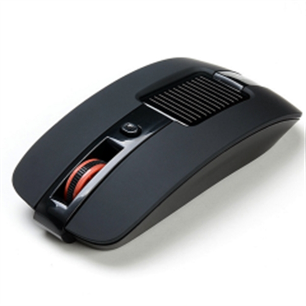 Solar Wireless Computer Mouse