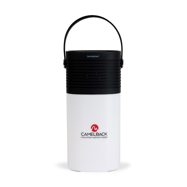 Brookstone® Andes Water Resistant Bluetooth® Speaker