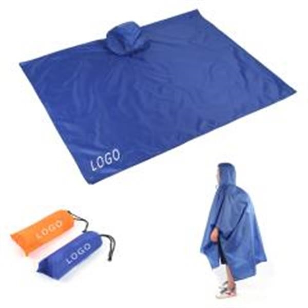 Three in One Raincoat