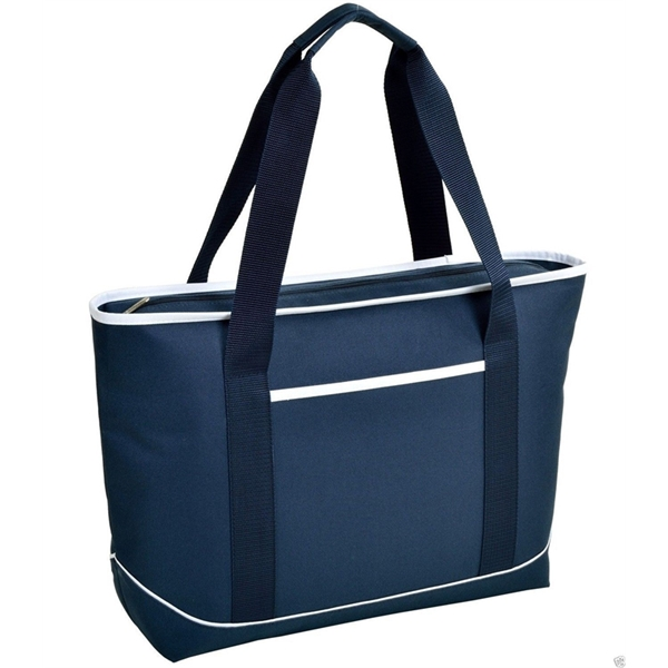 600D Polyester Fiber Insulated Tote Bag