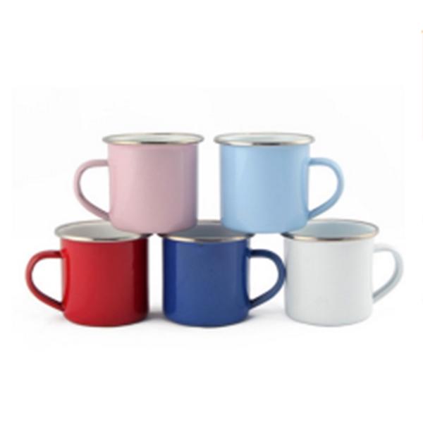 Promotional Enamel Mug