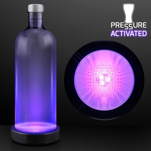 Purple LED Light Base for Glow Lighting