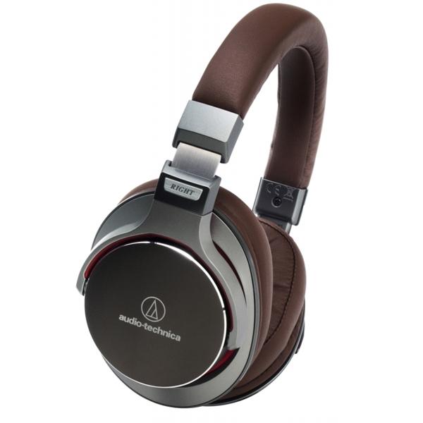 Audio Techinca Gun Metal SonicPro Over-Ear High-Resolution A
