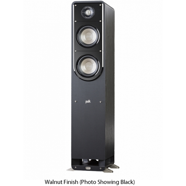 Polk Audio Signature S50 American HiFi Home Theater Walnut T