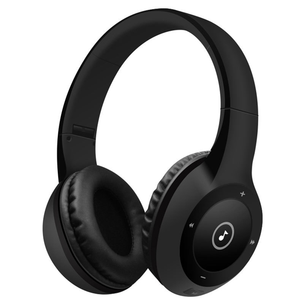 Wireless Bluetooth Headset with Heavy Bass Stereo
