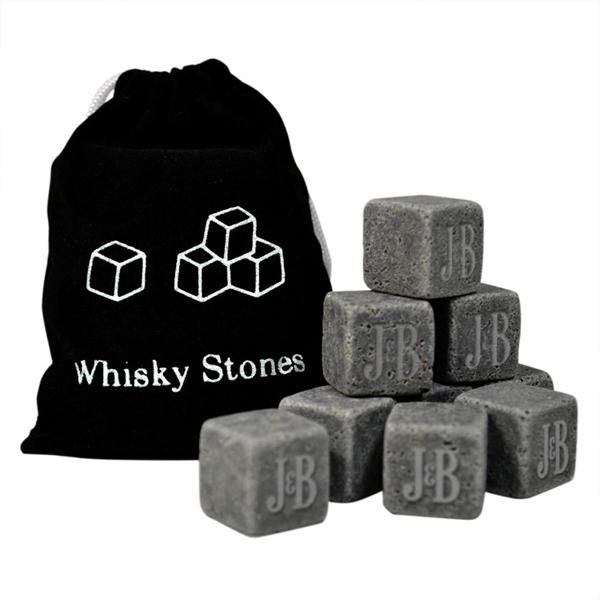 9 Piece Whiskey Ice Cubes Set