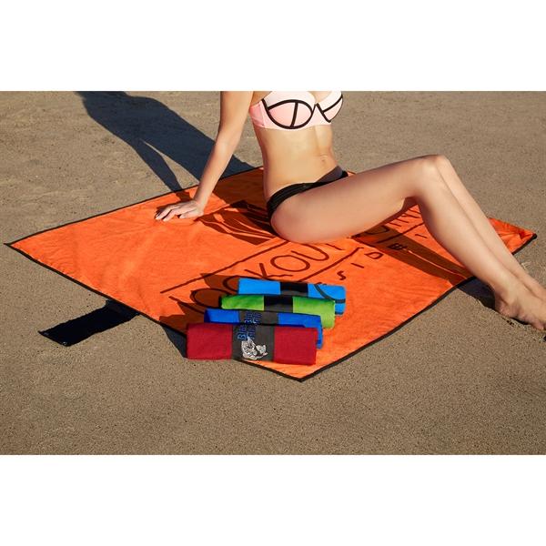 Sand Repellent Beach Blanket