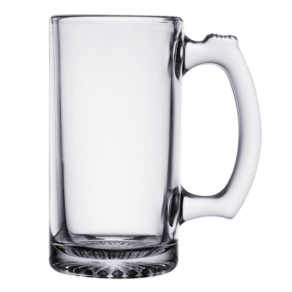 Full Color Decal Transfer 12.5 oz. Beer Mug