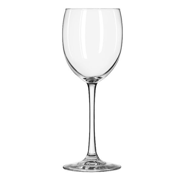 Full Color Decal Transfer 12 oz. Vina White Wine Glass