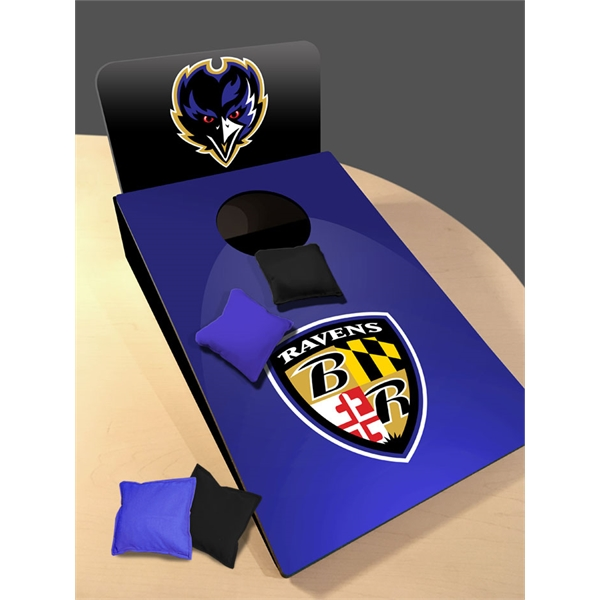"""Table Top Corn Hole Game (18"""" deep/long x 12"""" wide)"""