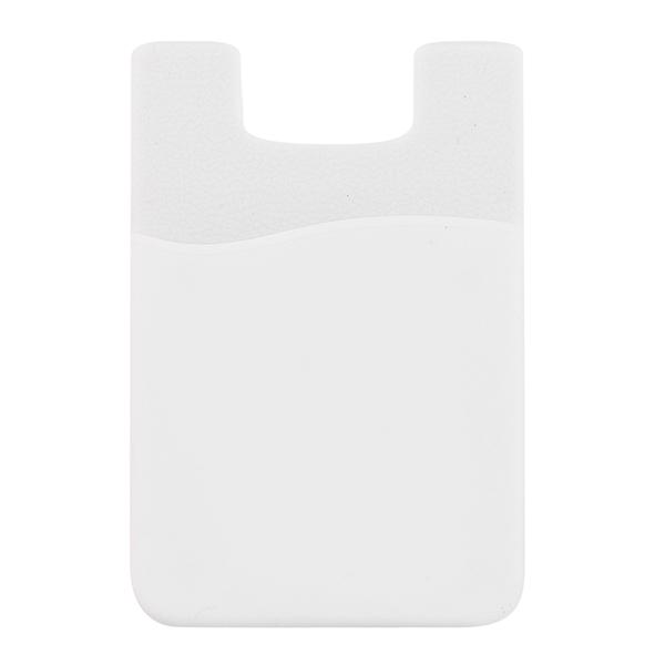 Silicone Smartphone credit card/money holder I-Wallet RFID