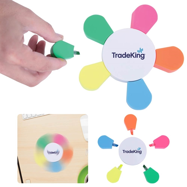 Spinning Highlighter