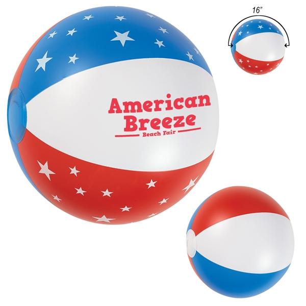 """16"""" USA Beach Ball"""