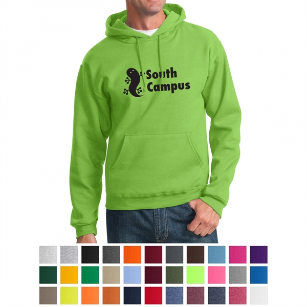 Jerzees (R) NuBlend Pullover Hooded Sweatshirt
