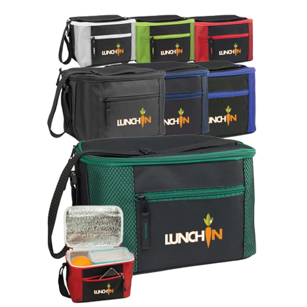 Tucson Aluminum Foil Insulated Lunch Bags