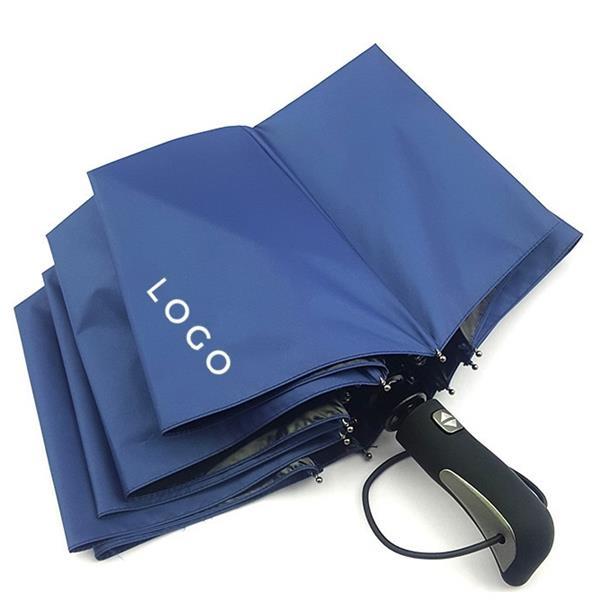 Windproof Auto Open Close Umbrella