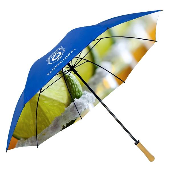 full color imprint umbrella