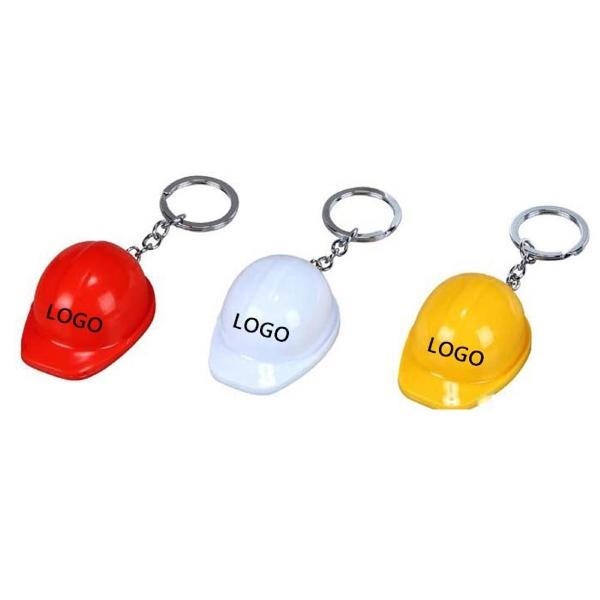 Safety Helmet Shape Key Chain