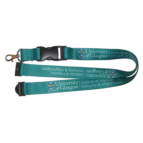 Full Color Polyester Lanyard