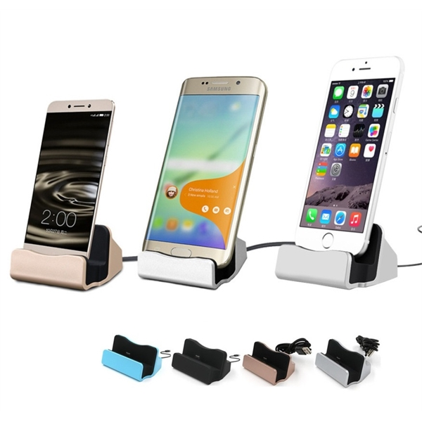 USB Charger Dock Stand