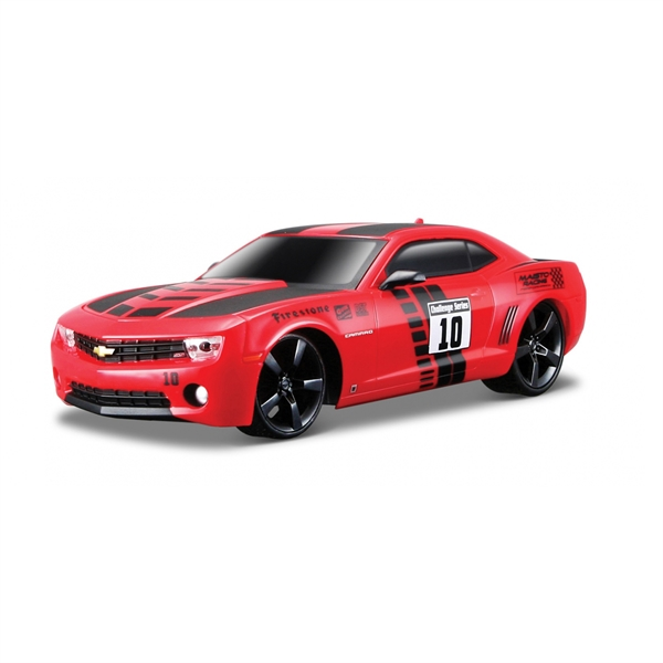 124 Scale 7 Rc Car 2010 Chevrolet Camaro Ss Rs Decals Bnoticed