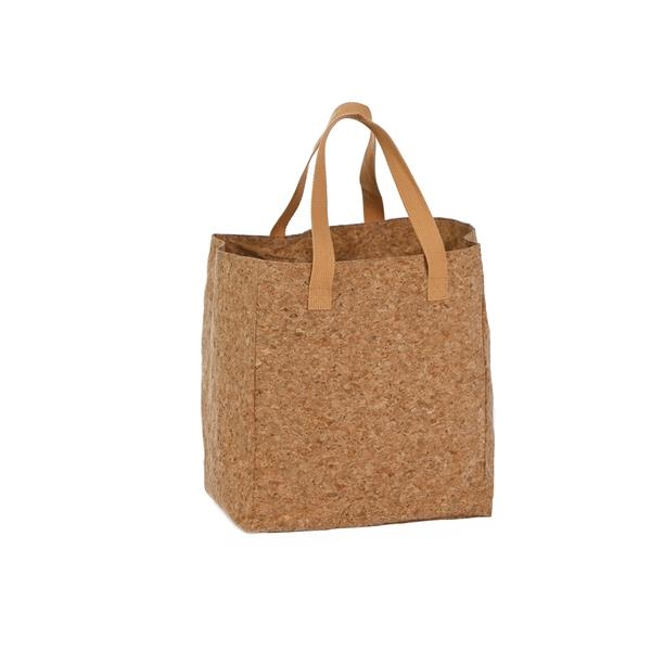 Cork Tote & Bottle Bag
