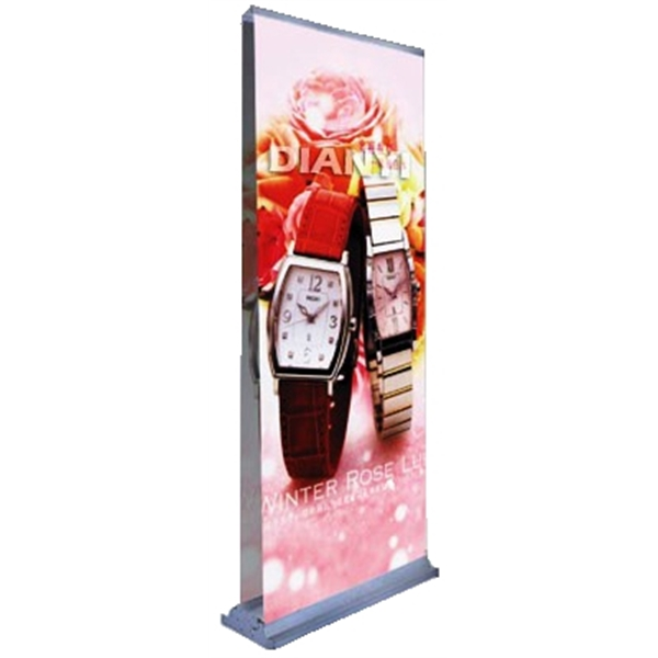 Classic Roll Up Banner Double-Sided