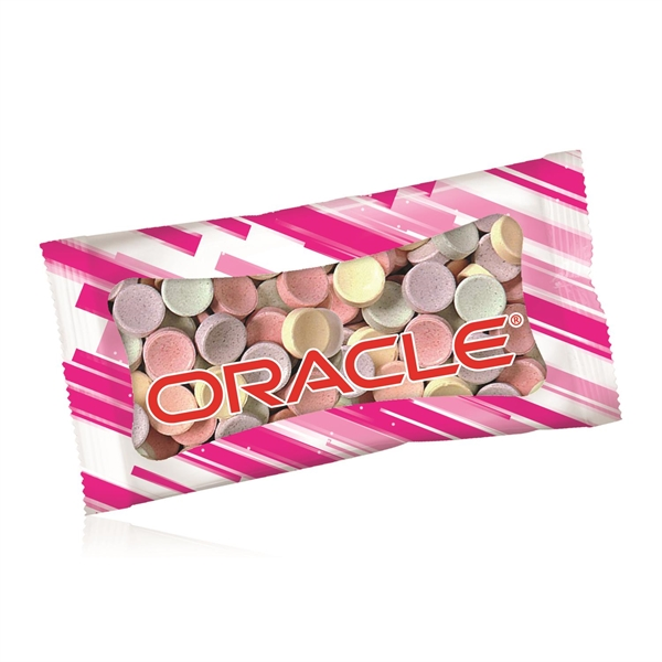 1oz. Full Color DigiBag with Smarties