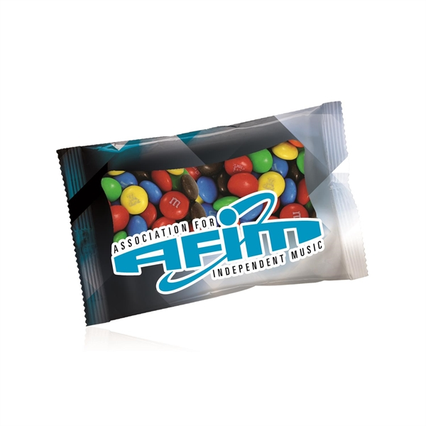 1/2oz. Full Color DigiBag with Chocolate coated candy