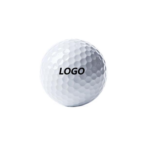 Practice White Golfball