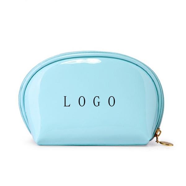 PU Waterproof Cosmetic Bag