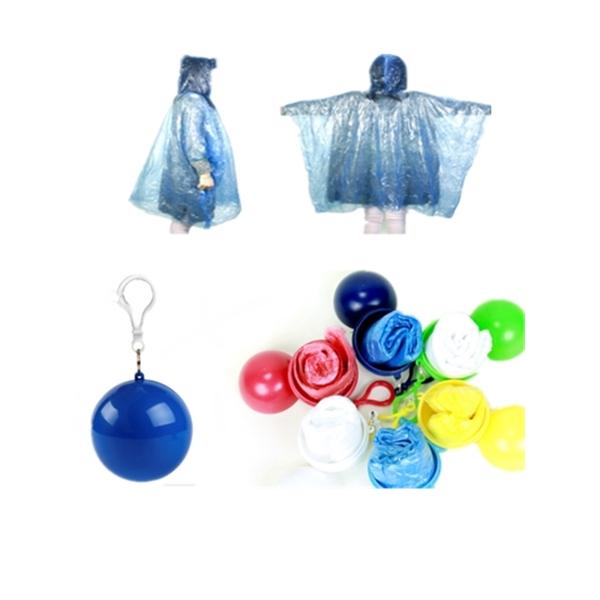 Outdoor Raincoat Ball
