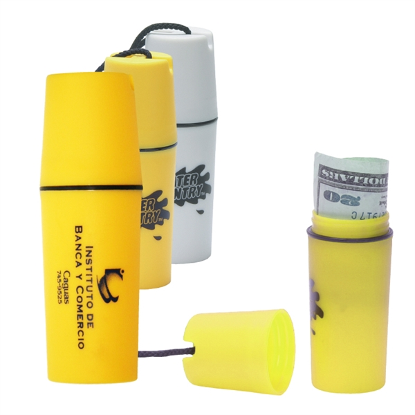 Round Barrel Waterproof Safety Box
